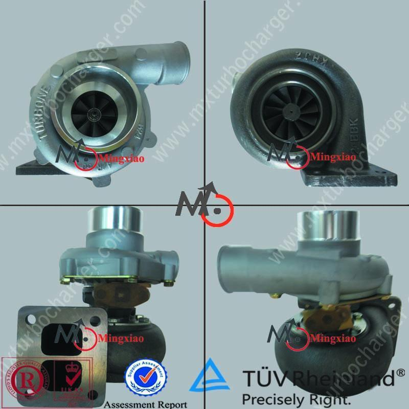 Turbocharger PC200-3  TO4B53  S6D105 6137-82-8200  465044-0261  465044-5261S